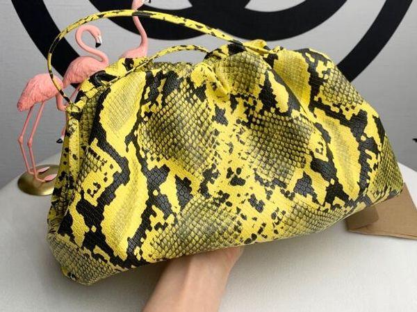 Snakeskin Yellow-38 centímetros