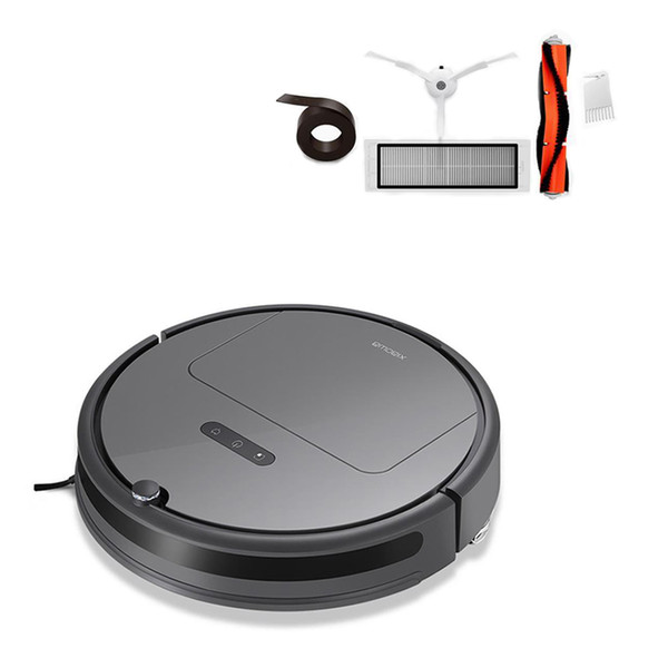 2019 Roborock Xiaowa Plus E35 Robot Vacuum Cleaner+ 2 X Side Brushes + 2 X  Cleaner Filter + 1 X Rolling Brush From Ancheer, $144 23 | DHgate Com