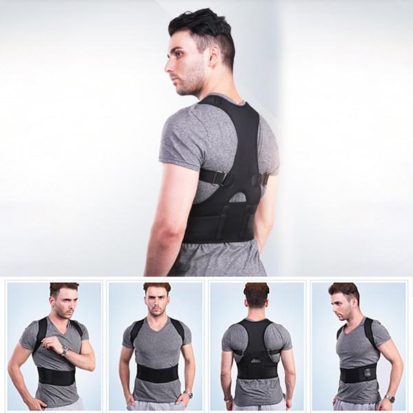 Manyetik duruş ortez şekillendirme vücut şekillendirme duruş düzeltme kemer anti-kambur düzeltme spinal düzeltme
