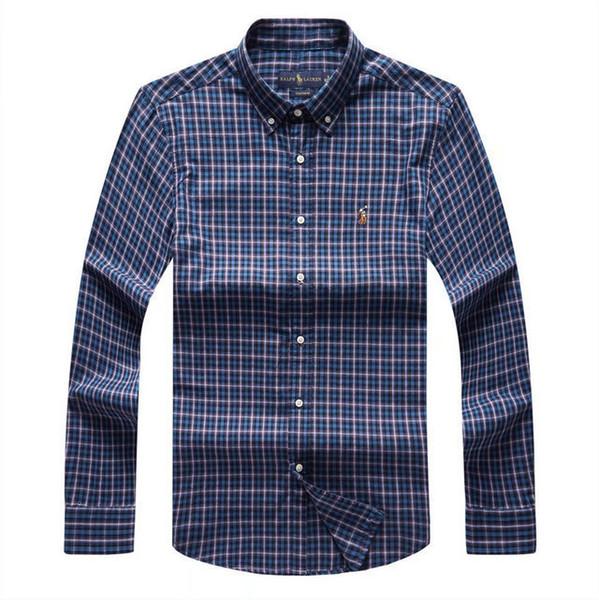 fet33 Новый продукт Мужской стиль Длинные рукава Орфографический Цвет рубашки Человек Мода Легкая Свободное время Люди вскользь уменьшают подходящие рубашки 0902