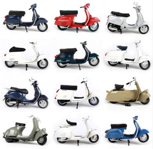 1:18 Aleación de Motocicleta Diecast Modelo de Juguete para Niños Regalo de Cumpleaños Juguetes Colección Original Venta Caliente Modelo de Motocicleta