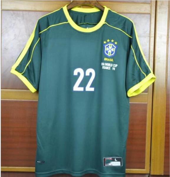 1998 goalkeeper green no names