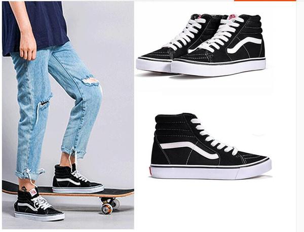 2018 новый студенческий цвет холст обувь молодежная повседневная обувь корейских мужчин и женщин высокой помощи холст обувь