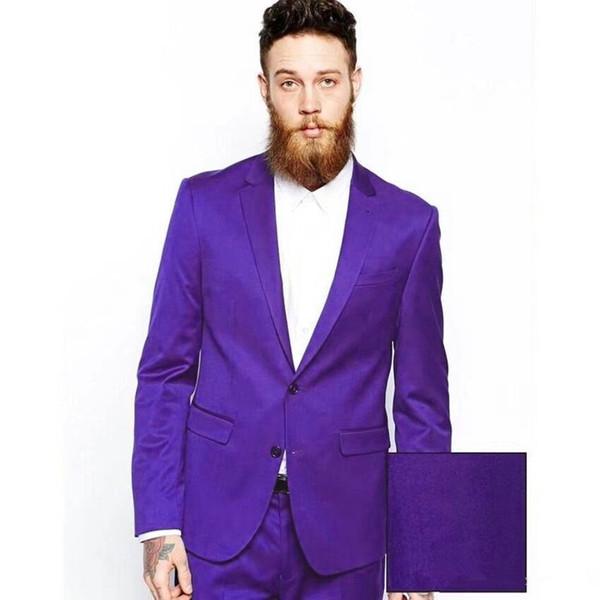 Nouveau design hommes costume slim fit blazer pour costumes de bal hommes costume de mariage garçons d'honneur costumes smokings pour le meilleur mâle deux pièces culminé revers