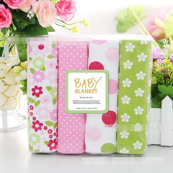 Kinderbettwäsche Babybettdecke Eule Print Dot Blume Bettlaken Schlaflaken Baumwolle Bettlaken Flanelldecken Bettwäsche A1127