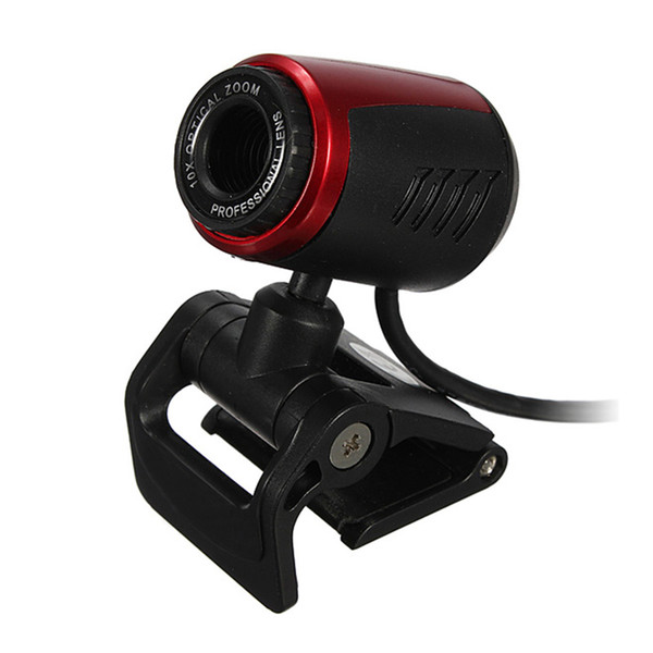 USB 2.0 HD WEBCAM WEB CAM VIDEO CAMERA CON MIC for PC LAPTOP DESKTOP WIN 7