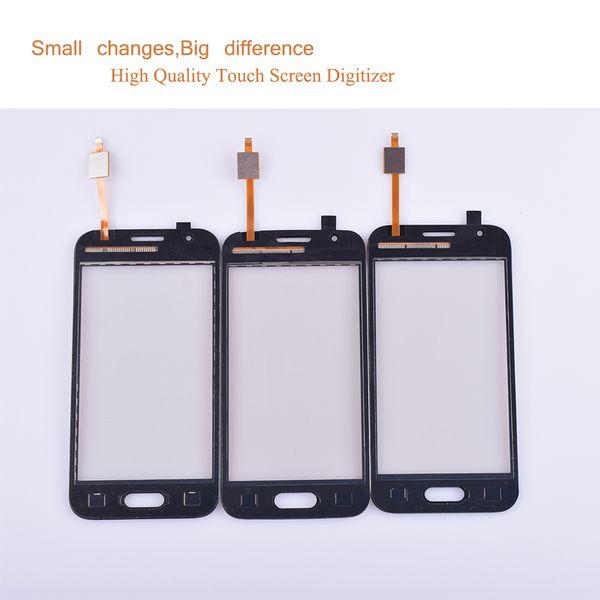 Para Samsung Galaxy J1 mini J105H J105F J105B J105M SM-J105F Panel de pantalla táctil Sensor Digitalizador Cristal Pantalla táctil