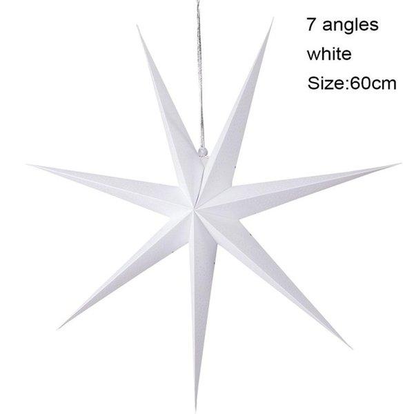blanc 7 angles 60cm