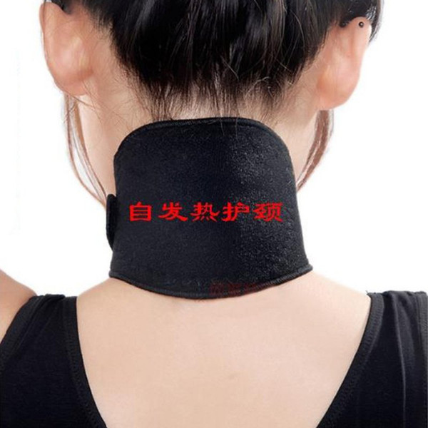 Magnetic Therapy Neck Massager Cervical Vertebra Protection Spontaneous Heating Belt Body Massager Neck New