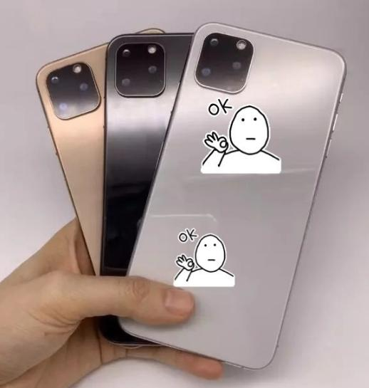 Top Quality Non-Working For Iphone XS Max 6.5 Fake Dummy Mould for Iphone XR 6.1 XS 5.8 Dummy Mobile phone Model Device Only for Display