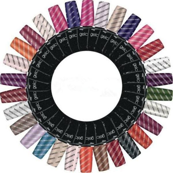 best selling Nails15ml Gelpolish Gelcolor UV LED Nail Gel Polish Gel Varnish Top Coat Base Coat Nail Soak Off Gel Lacquer Dropshipping