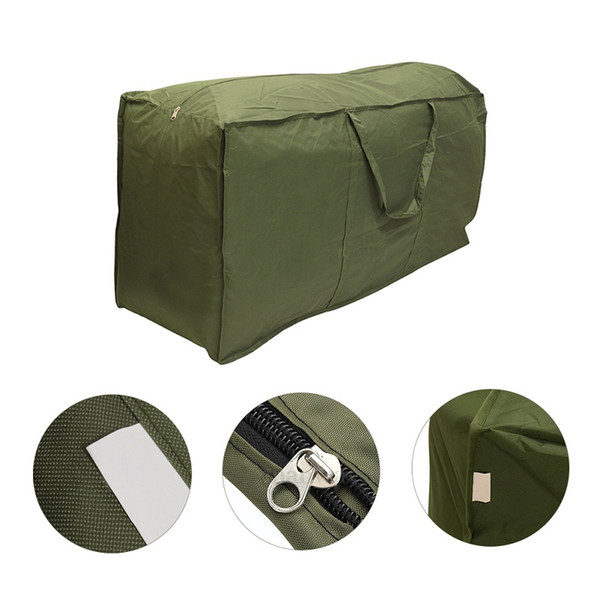 1PCS Outdoor Patio Furniture Chaise Protect Cover High Quality Storage Bag Christmas Tree Storage Cushion Three Different Size