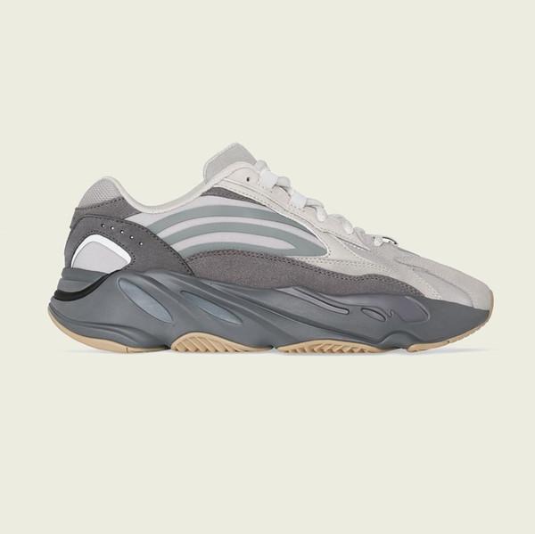2019 Оригиналы 700 V2 Tephra OG Мужчины Женщины Бег Кроссовки Kanye West Подлинное Качество С Оригинальной Коробке Уличной Обуви US5-12