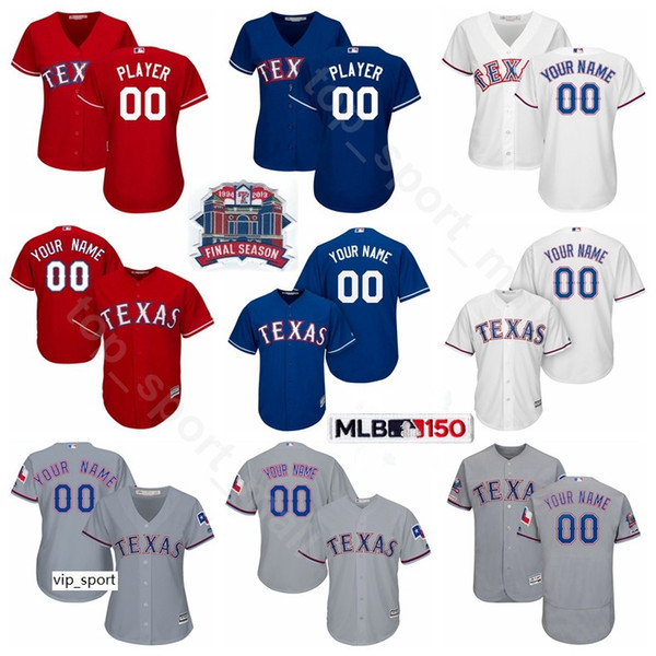 innovative design 5be6e f1c6e 2019 Men Kids Women Rangers Baseball Asdrubal Cabrera Jerseys Rougned Odor  Joey Gallo Logan Forsythe Hunter Pence Ivan Rodriguez Adrian Beltre From ...