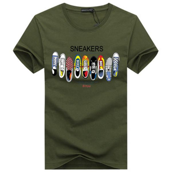 2019 взрыв мужчины футболка несколько цвет мужчины'; S новая мода футболки высокое качество прилив обувь печатных мужчин футболка выбирается S-5xl