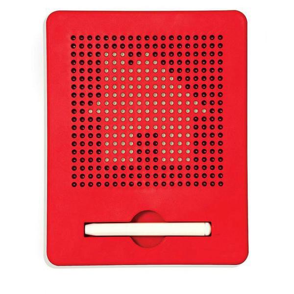Magnetico Drawing Board Magnetpad Stylus magnetica sfere di scrittura Beads Boards Tablet Magnet Pad per bambini giocattoli di formazione che impara i giocattoli