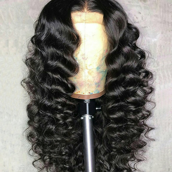 Natural Color Body Wave Full Lace Human Hair