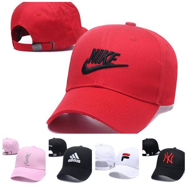 2019 Summer Hot designer brand new classic baseball hat popular women designer Embroidery Sports Ball Hat Outdoor Travel Beach Sunshade Hat