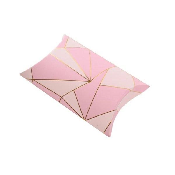 14x10x2.8cm cor-de-rosa