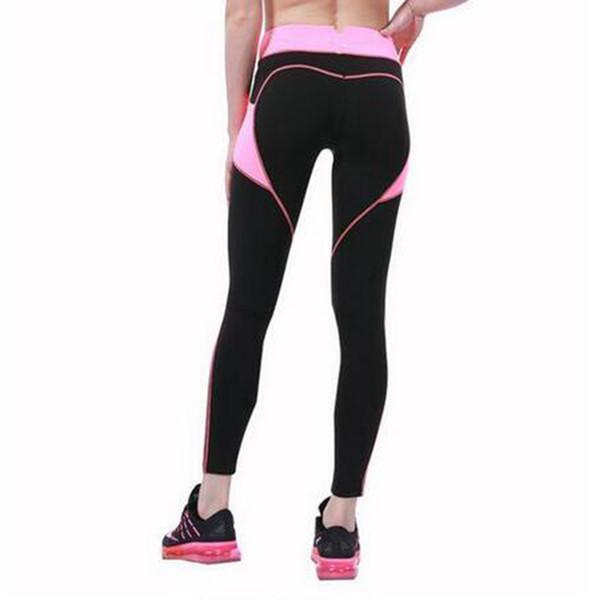 New Hot Women Quick Drying Gothic Leggings Fashion Ankle Length Legging Sport Fitness Leggings with Pocket