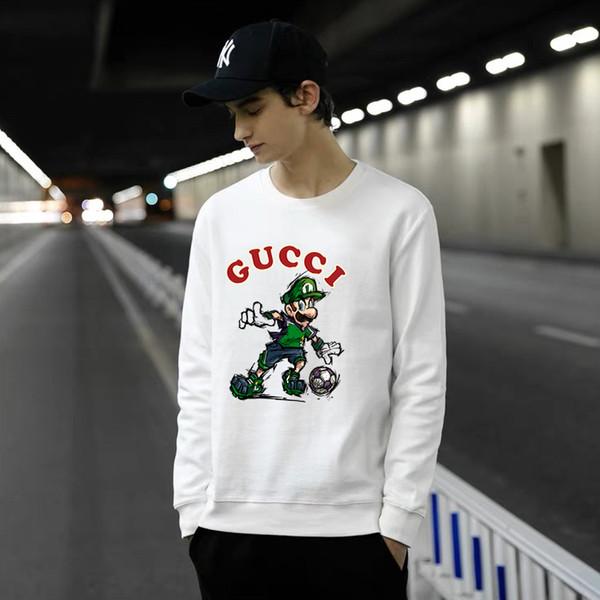 Designer Hoodies for Mens Sweatshirt Spring Autumn Male Streetwear Long Sleeve Youth Tops Coats Fashion06