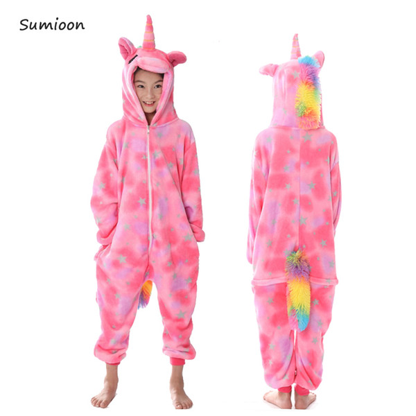 Pembe yıldız Unicorn