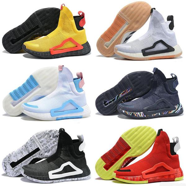 Compre Adidas N3XT L3V3L Verdadero, Verde, Rosa, Salvaje