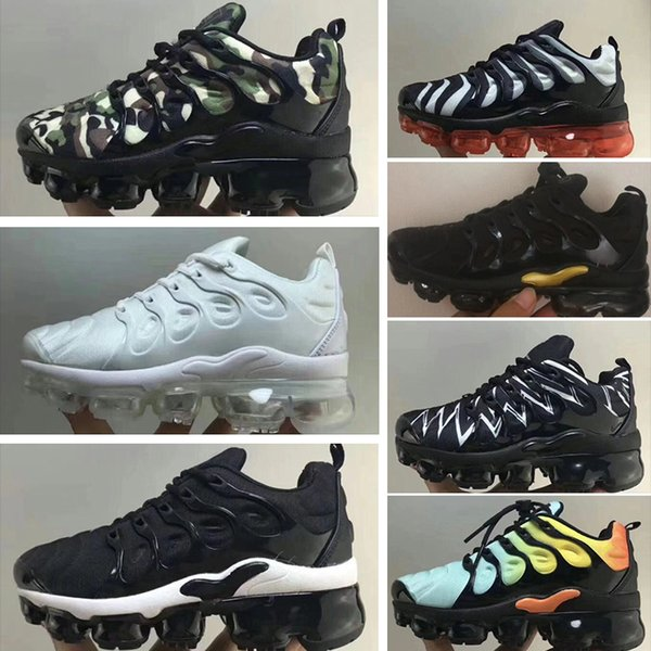 Nike 2018 TN Air Max 2019 Kinder TN Plus Designer Sport Laufschuhe Kinder Junge Mädchen Turnschuhe Tn 270 Sneakers