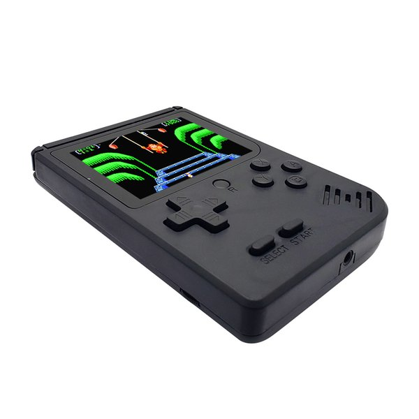 Video Game Console 3 Inch Mini Pocket Handheld Game Player Built-In 400 Classic Games Best Gift For Child Nostalgic Player