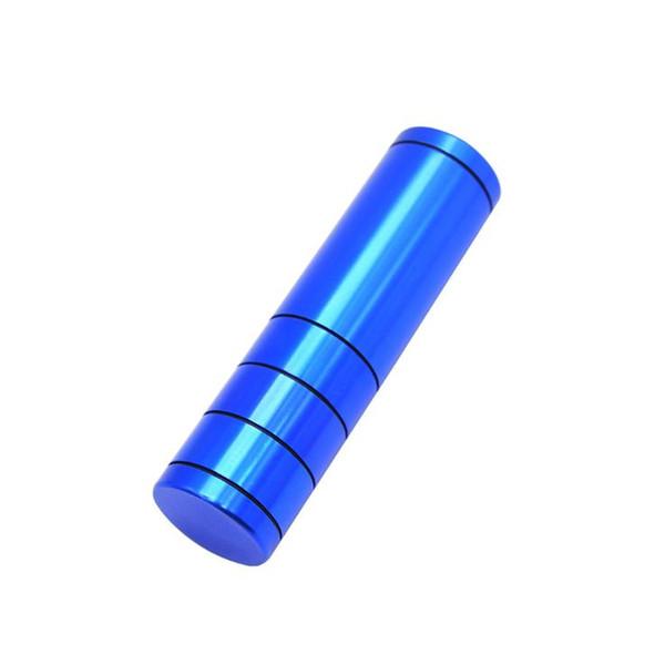 2020 Aluminum Alloy Smoke Grinder Set Metal Smoke Crusher Pipe Accessories Creative Portable Cigarette Box