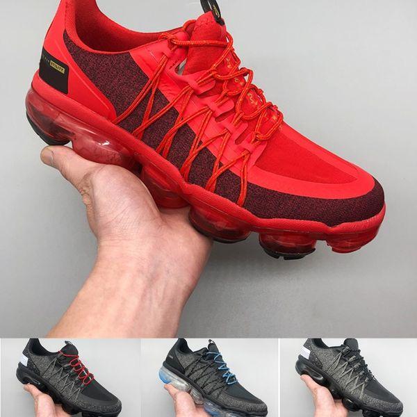 nike zapatillas hombre running rojas
