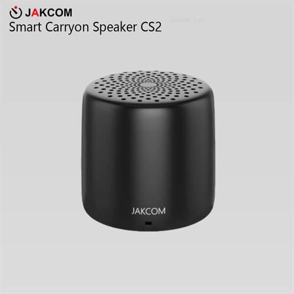 JAKCOM CS2 Smart Carryon Speaker Hot Sale in Bookshelf Speakers like wings with fiber optic amplifiers mobile phones