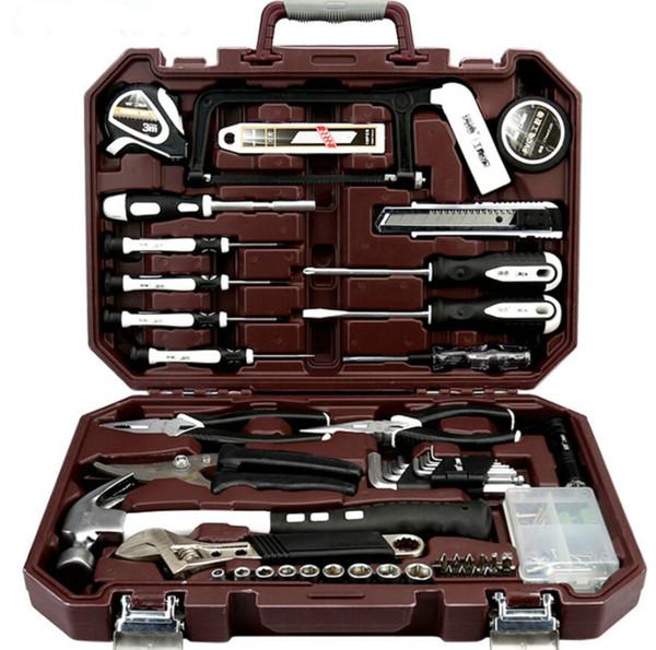 Handwerkzeug Kombination Auto-Reparatur-Kit vollen Satz Auto komplette Kombination Home Hardware-Reparatur-Tools Günstige Universal