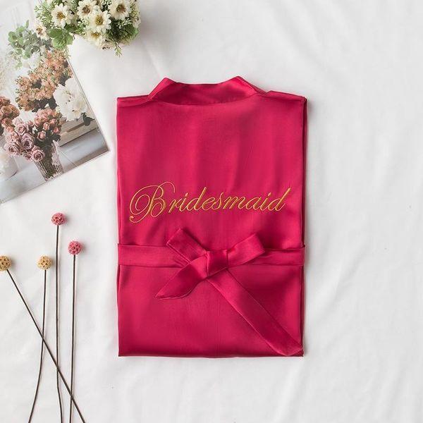 Bridemaid Borgogna