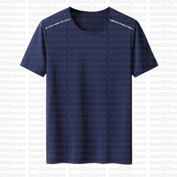 2020 Fitness Anzug Sport Top-Männer schnell trocknend T-Shirt iko