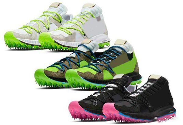 Sapatos de alta qualidade Vaporfly 4% Zoom Fly Pegasus Turbo ZoomX Chaussures Respirável Zoom Pegasus Calçados Esportivos Chaussure Homme Sneakers