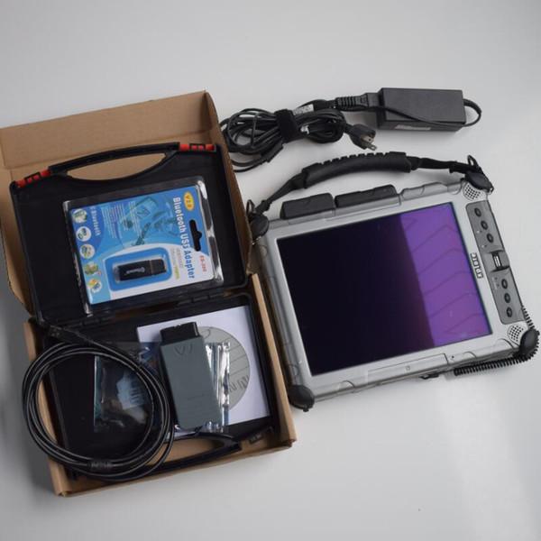 vas diagnostic tool vas5054a odis 4.4.1 full chip bluetooth for audi laptop ix104 i7 4g touch screen