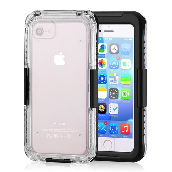 new product 0232f 5c3c0 For IPhone 6 IPhone 8 /7 IPhone 7 Plus Comes With A Waterproof Dust  Resistant Diving Case Heavy Duty Cell Phone Cases Spigen Cell Phone Cases  From ...