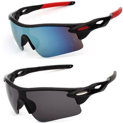 best selling BRAND New Bicycle Cycling Glasses MEN Sunglasses Sports To Peak Sports Fashion Dazzle Colour Sunglasses Cycling Sunglasses Free Shipping
