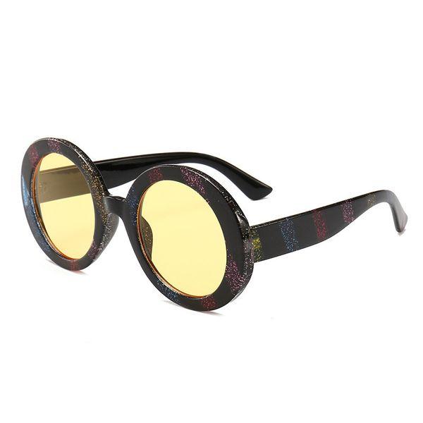 Luxary- Lunettes de soleil surdimensionnées pour femmes et hommes Grandes lunettes de soleil Cadre dégradé Lunettes de soleil Grand masque pour dames Shades FML