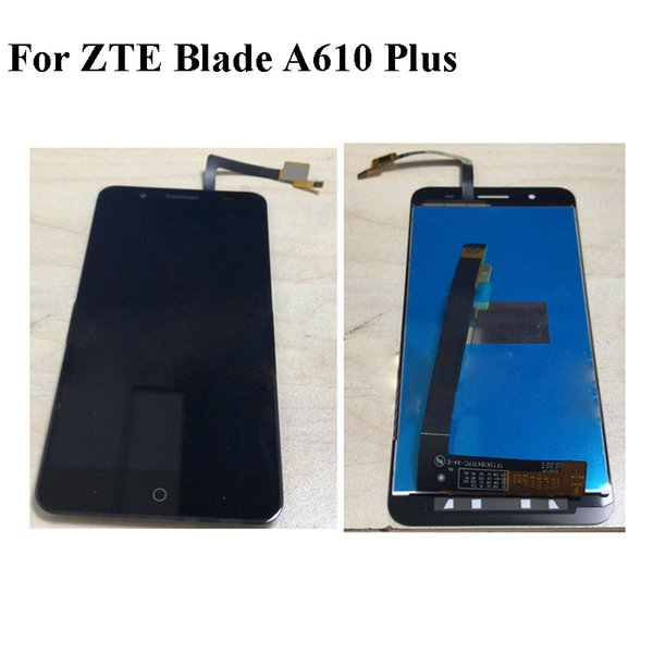 LCD Panel For ZTE Blade A610 Plus Lcd Display Screen For ZTE Blade A 610 Plus TouchScreen Digitizer Touch Screen Glass panel