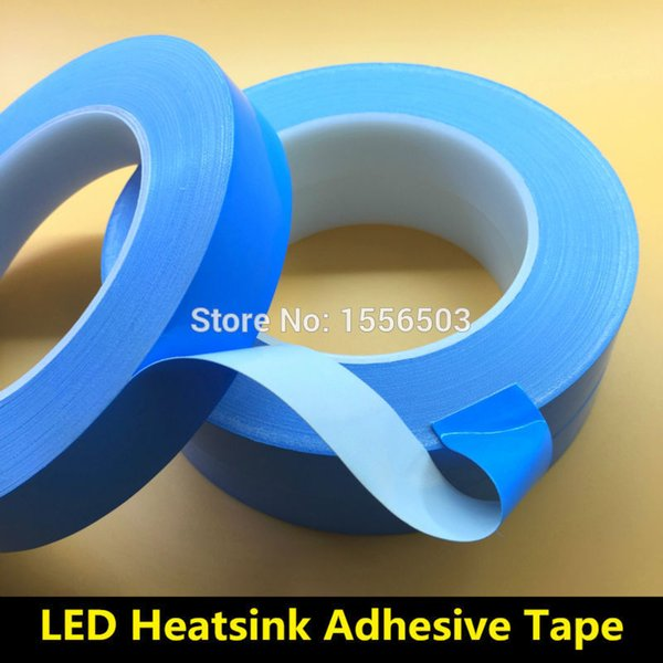 3x 10mm 20mm*25m*0.2mm Transfer Tape Double Side Heat Thermal Conduct Adhesive Tape For Led Module Pcb Heatsink Cpu Instead Rtv SH190727