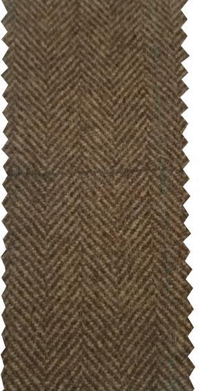 Brown Herringbone