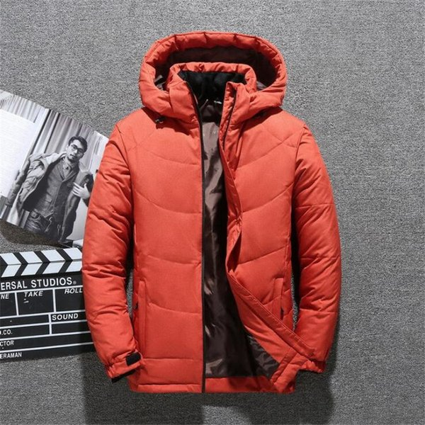 XIU LUO Brand Winter Cotton Padded Jacket Hoodies Hombres Sudaderas con capucha gruesas Parka Coat Hombre Acolchado Winter Jacket Coat 3XL