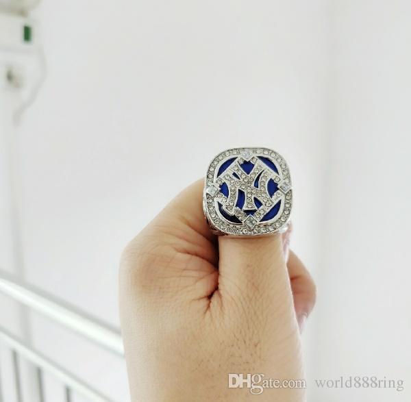 Más reciente serie de campeonato de joyería 2009 New York Yankee s World campeonato anillo regalo del fan de alta calidad al por mayor envío de la gota