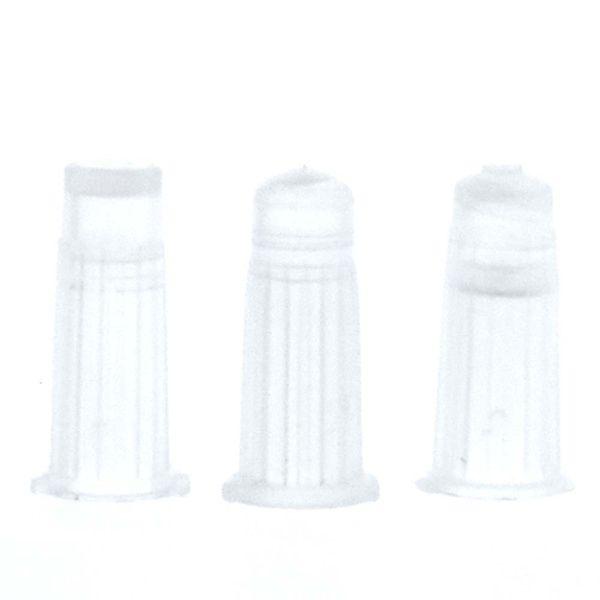 top popular Wholesale-High-Quality-Luer-Slip-Syringe-Assortment-Caps-1000-PCS-tip-cap 2021