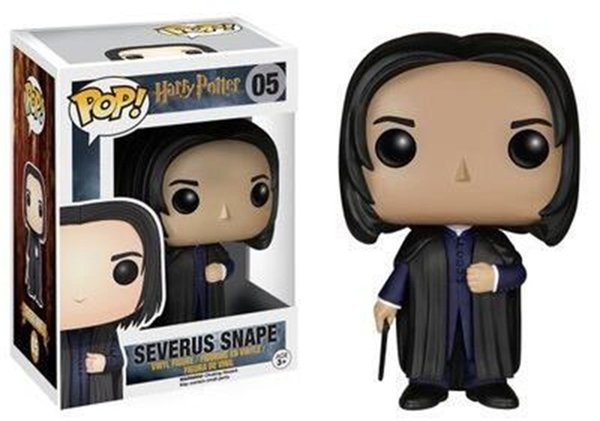 05 # Severus Snape