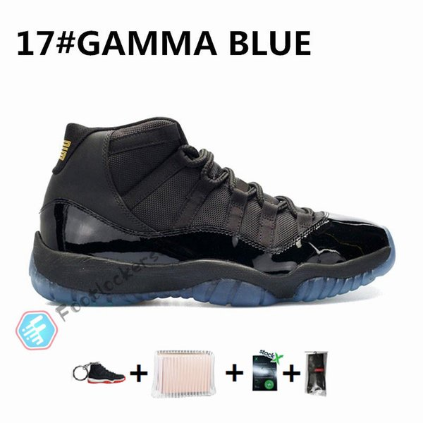11s-Gamma Bleu
