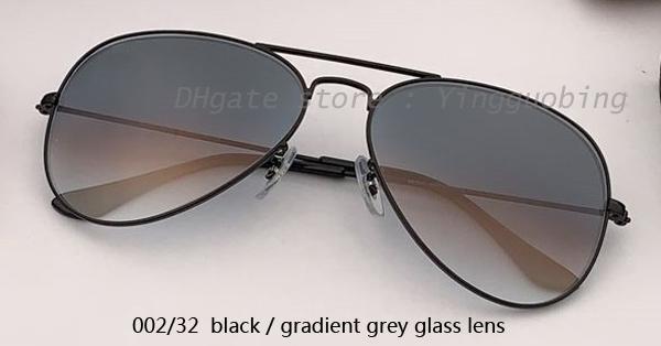 002/32 черный / градиентный серый