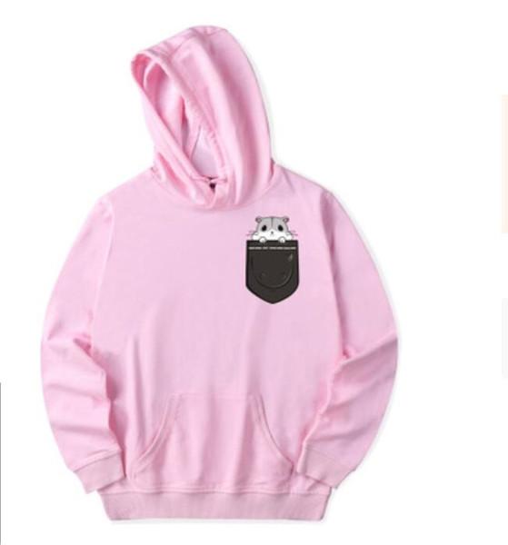 Lovers Casual Hoodies cotton material brand Sweatshirts Cartoon animals print Leniency Pullover Keep warm Hoodie Leisure wear sport sweater